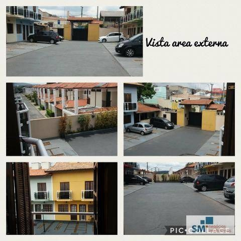 Sobrado Residencial À Venda, Jardim Lauro Gomes, São Bernardo Do Campo. - So0323