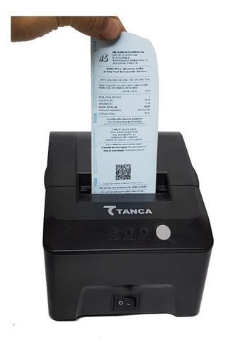 Impressora Termica 57mm - Tanca Tp-509