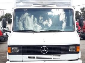 Mercedes-benz 710 09/09 - Com Bau Especial