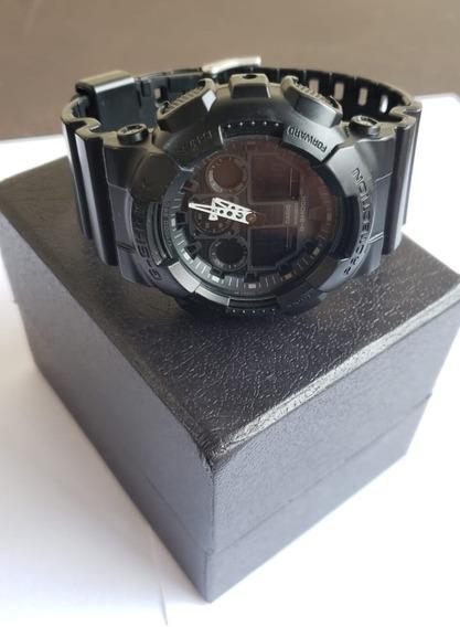 Relógio G Shock Black Cassio Original