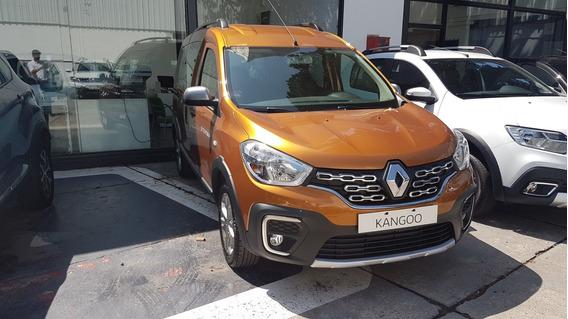 Renault Kangoo Stepway 1.6 Anticipo Y Cuotas (ra)