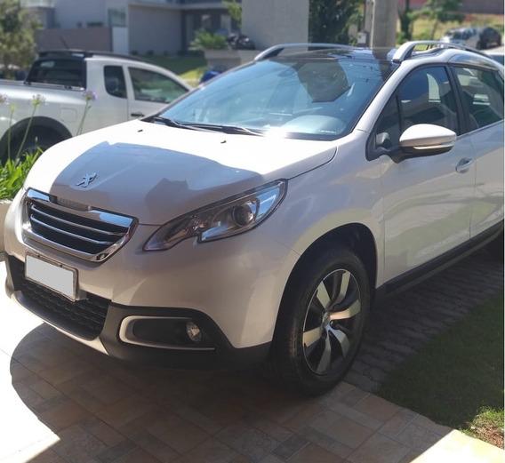 Peugeot 2008 Griffe Automático Flex 2018