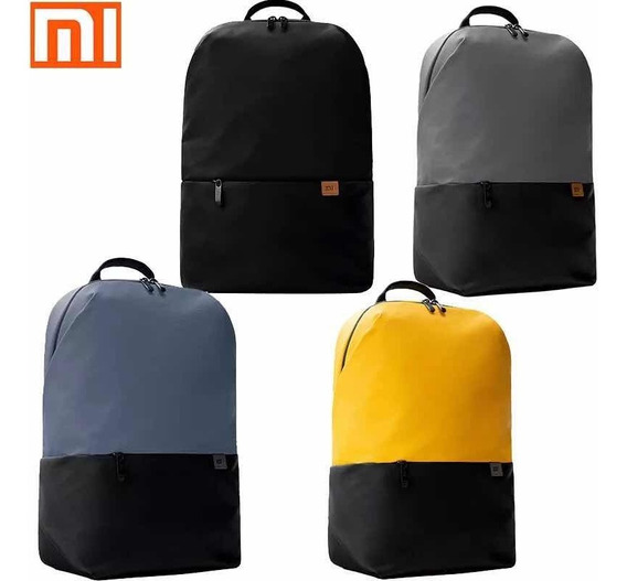 Mochila Backpack Xiaomi Urban Waterproof Para Notebook 15.6