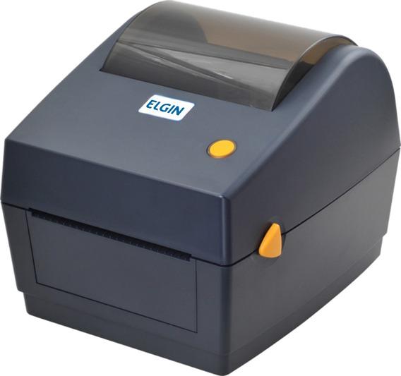 Impressora De Etiquetas Térmica Sem Ribbon Elgin L42dt
