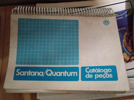 Catálogo De Peças Santana Quantum