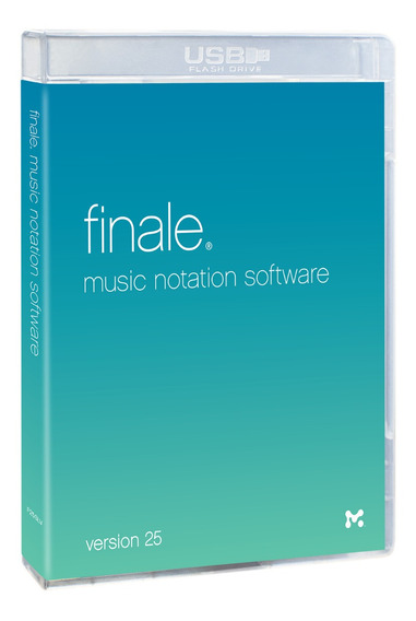 Makemusic Finale 25 + Garritan Instruments + Aria Player
