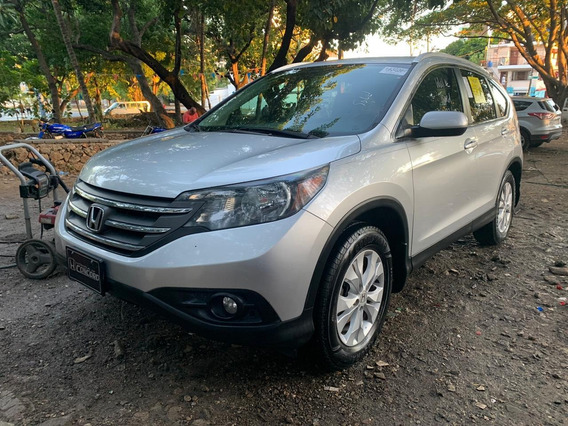 Honda Cr-v Clin Carfx Nueva