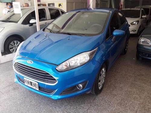 Ford Fiesta Kinetic Design 1.6 Se 120cv 2014 C Gnc 5ta
