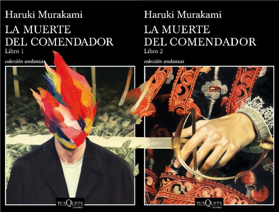 2x1 La Muerte Del Comendador - Libro 1 Y 2 - Haruki Murakami