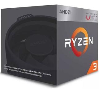 Procesador Cpu Amd Ryzen 3 3200g Am4 Box Diginet