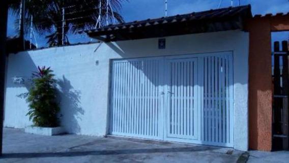Casa Geminada À 900 Metros Do Mar - Itanhaém 3847 | P.c.x