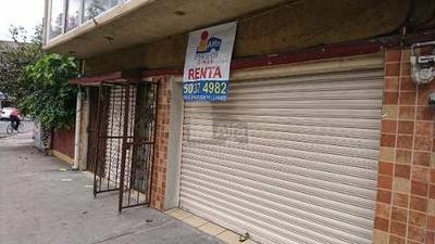 Local En Renta, Culhuacan Frente Esime Politecnico, 50 M2 De Superficie, Ubicado Sobre Eje 3 Oriente