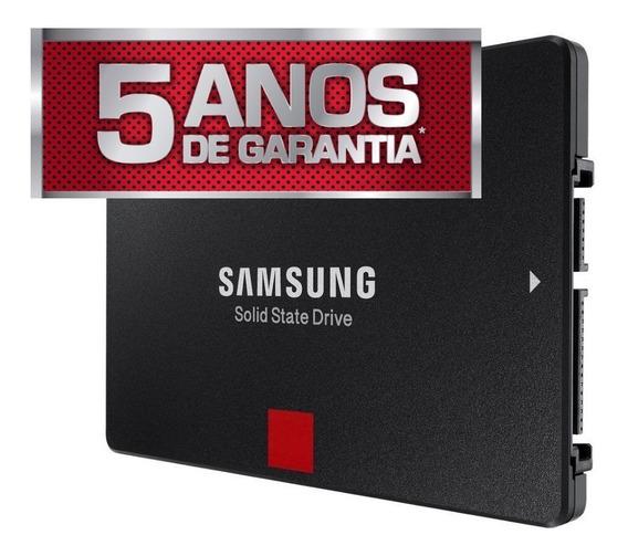 Ssd Samsung 860 Pro 1tb Sata3 Vnand - Produto 100% Original, Na Embalagem Original Lacrado - Gar 5 Anos - C/ N. Fiscal