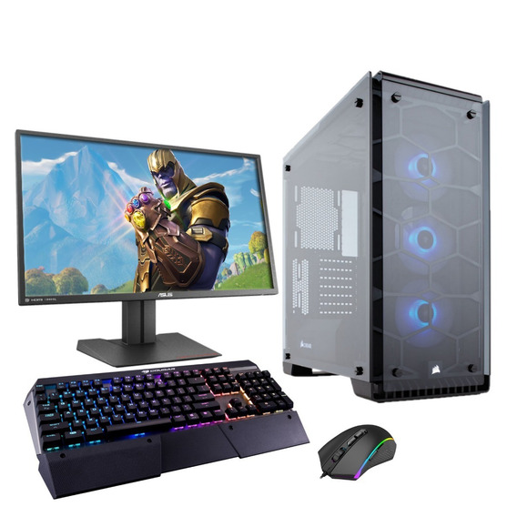 Pc Armada Gamer Amd A8 9600 X10 Video R7 Hdmi 1tb Ahora 12