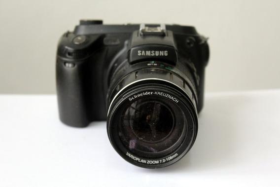 Câmera Digital Samsung Pro815 Sucata P/ Retirada De Peça