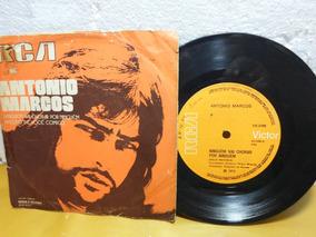 Compacto Simples Vinil De Antonio Marcos (1973)