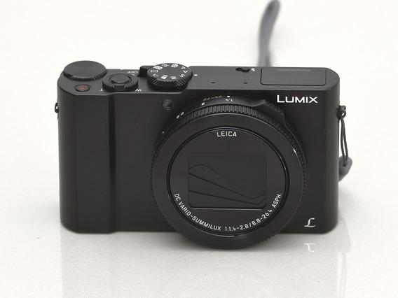 Camera Panasonic Lumix Lx15 Lx10 4k 20mp (rx100 G7x)