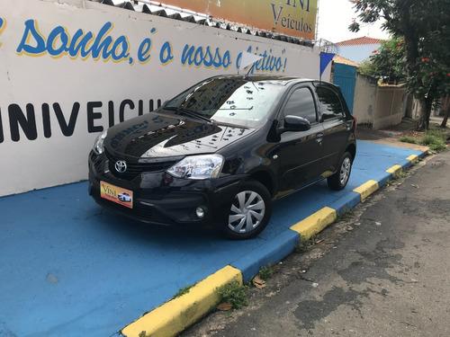 Toyota Etios 2018!!! Automático!!!