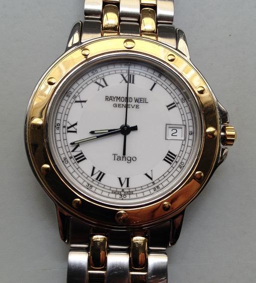 Relógio Suiço Raymond Weil Tango. Unisex. Muito Lindo.