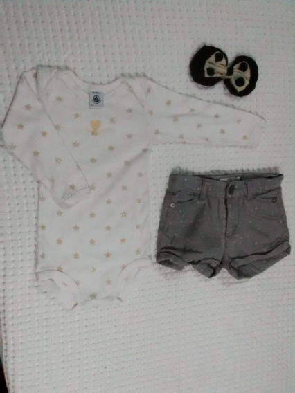 Body Ropa Para Bebe Niña 18meses