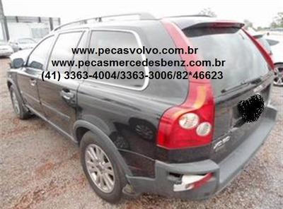 Volvo Xc90 T6 Sucata Para Peças Câmbio / Motor / Alternador