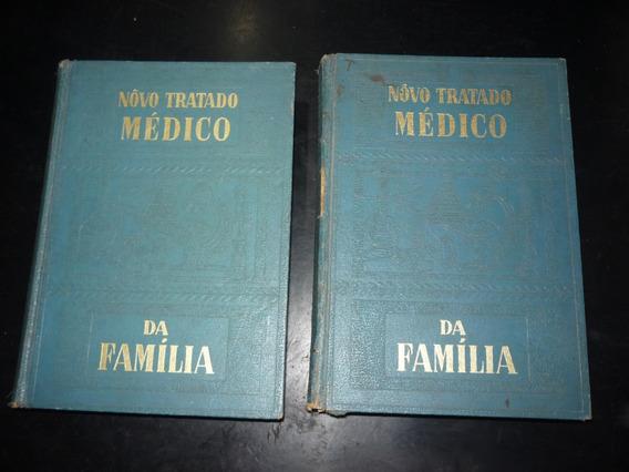 Livro Novo Tratado Médico Da Família