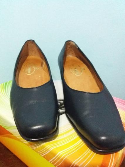 Zapato De Trabajo San Crispino Nº36