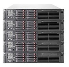 Hp Dl380 G6 2 Six E5649 2,53ghz Sem Hds 32gb Ram + Trilhos