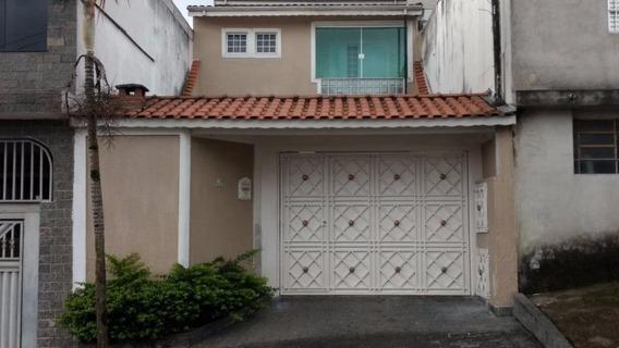 Sobrado Em Vila Carmosina, São Paulo/sp De 150m² 3 Quartos À Venda Por R$ 640.000,00 - So328893