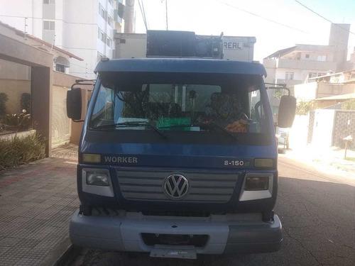 Imagem 1 de 10 de Caminhao 3/4 Refrigerado