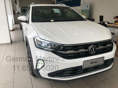 Volkswagen Nivus Comfortline 0km 2021 Nuevo Automático Vw G2