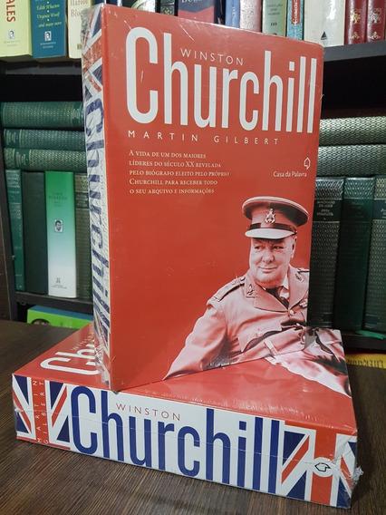 Box Winston Churchill - Martin Gilbert