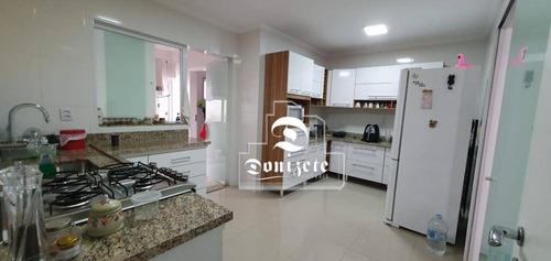 Apartamento À Venda, 96 M² Por R$ 450.000,00 - Vila Bastos - Santo André/sp - Ap3306