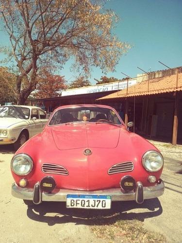Imagem 1 de 9 de Karmann Guia Bolinha 1.600