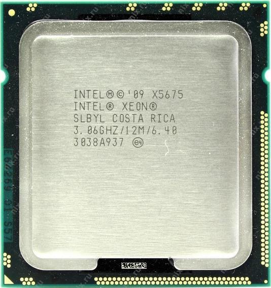 Intel Xeon X5675 - 3,06ghz - 12 Cores 0 12mb - 1366 -