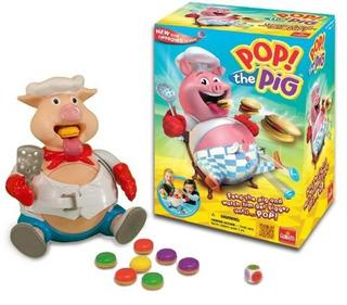 Pop The Pig Game - Nuevo Y Mejorado - Diversión Revienta El