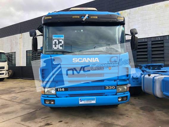 Scania P 114 330 P330 4x2 Toco 2002 = 124 113 142 112 1935