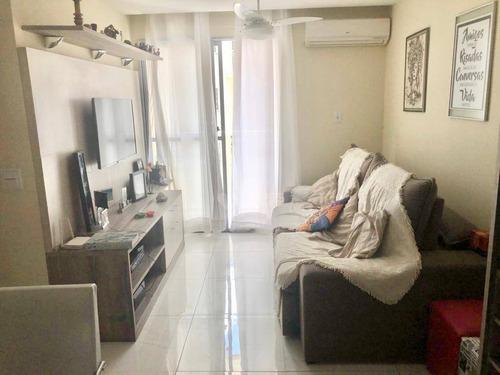Apartamento Com 3 Quartos, 74 M² Por R$ 385.000 - Fonseca - Niterói/rj - Ap47146