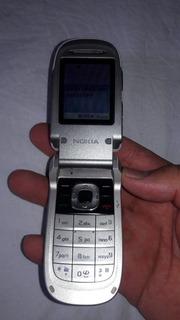Celular Nokia Flip Antigo 2760 Rm 258 - Funcionando (leia).