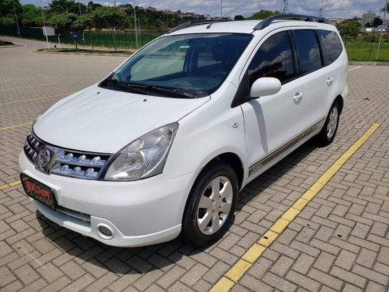 Nissan Grand Livina Sl 7 Lugares