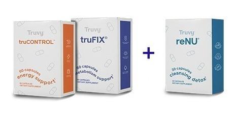 30 Day Trucontrol W/ Trufix + Renu