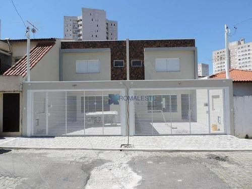 Imagem 1 de 20 de Sobrado Com 3 Dormitórios À Venda, 145 M² Por R$ 980.000,00 - Jardim Ibitirama - São Paulo/sp - So0399