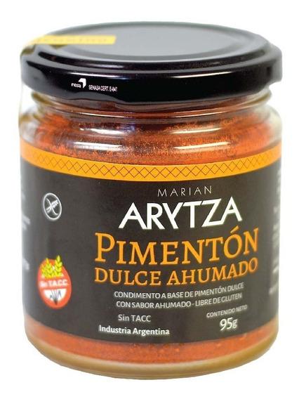 Pimentón Ahumado Dulce Gourmet Arytza 100% Natural Sin Tacc