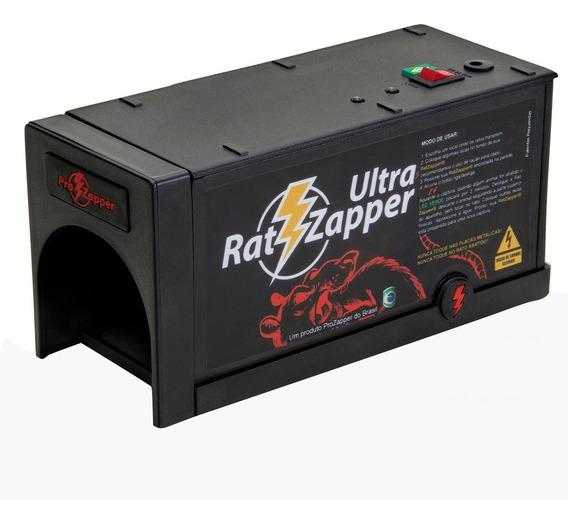 Ratoeira Elétrica Ratzapper Ultra - A Original