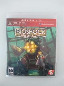 Jogo Ps3 - Bioshock 1 - Original