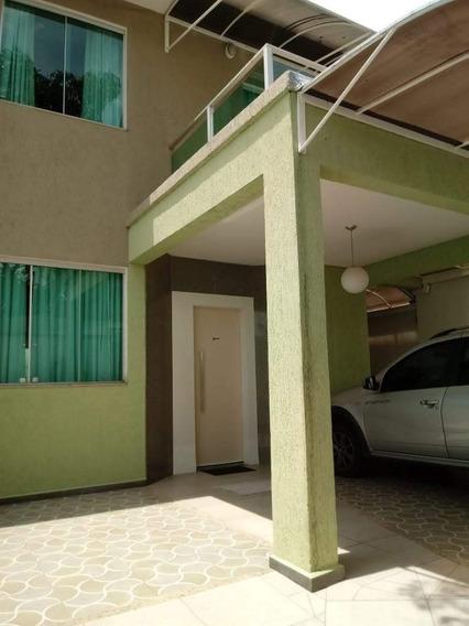 Linda Casa Bairro Santa Amelia. 4 Quartos, 1 Suite. Espaço Gourmet E Otima Localização; - 2355