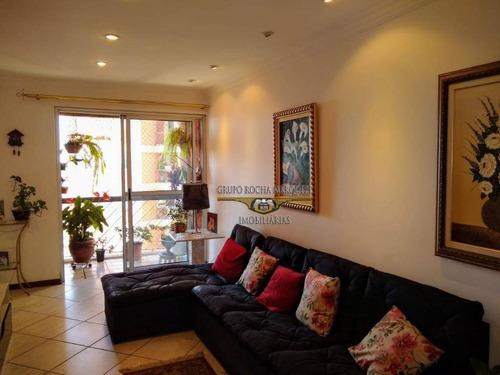 Imagem 1 de 30 de Apartamento Com 3 Dormitórios À Venda, 71 M² Por R$ 440.000,00 - Vila Formosa - São Paulo/sp - Ap2595