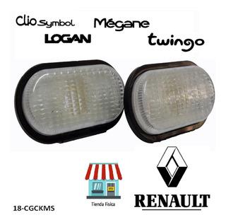 Cocuyos Guardafago Delantero Renau Twingo/megane/clio/symbol