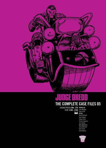 Juez Dredd Los Archivos Completos 5, Aa.vv., Kraken