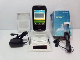 Samsung S3770l Negro Movistar -- Envío Gratis --